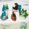 Totoro cute version pvc action figure set(5 pieces)
