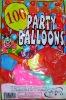 Toy - 100pcs NO.5 PARTY BALLOONS