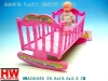 Toy Baby Bed