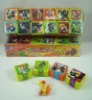Toy Bricks Candy