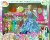 Toy For Kids Plastic Cute Girl Doll