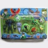 Toy ben10 watch with doll