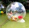 Transparent water walking ball