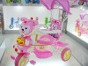 Tricycle Versatile 3 in 1 Pink