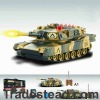 Two RC Infrared Battle Tank Hot Selling