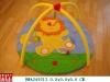Various baby mat toys