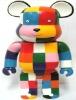 Vinyl Desinger Figure/Vinyl Bear