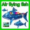 WHOLESALE STOCK   150*100*40cm   HOT SALE Swimmers Flying Shark