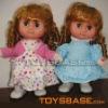 Walking vinyl baby dolls
