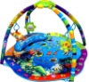 Washable play mat for children