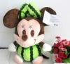 Watermelon Plush Mickey Mouse on Hotsale Staffed Cartoon Toy