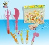 Weapon Whistel Toy Candy