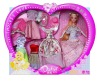 Wedding Doll Set, Bride Doll Dresses