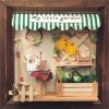 Wholesale-DIY house doll house DIY little house#My Little Garden