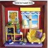 Wholesale-DIY miniature dollhouse#Simple But Sweet Home