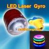 Wholesale NEW LED toys!Christmas Toys!Music laser gyro flash gyro