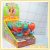 Wind up fruit candy toy(toy candy)
