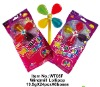 Windmill Lollipop Toy Candy