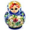 Wooden Decoration Doll