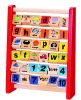 Wooden Educational Toy Alphabet teaching frame