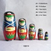 Wooden Russian Nesting Dolls