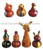 Wooden animal toy