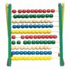 Wooden edicational abacus