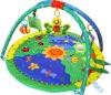 activity gym--Beautiful Garden Baby Play Mat