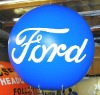 advertising balloon for Ford Auto