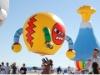 advertising blimp/inflatable blimp/helium balloon