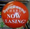 advertising inflatable helium balloon