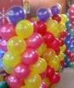 advertising round latex balloon