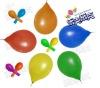 advertising round latex balloons