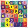 alphabet intelligent eva jigsaw mat