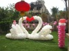 assorted wedding latex balloon