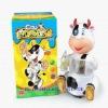 b/o plastic toy cow