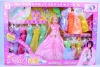 baby beauty doll toy set