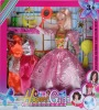 baby doll, toy set