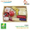 bamboo food toys