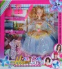 beauty doll, toy set