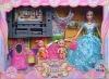 beauty doll, toy set