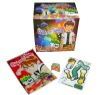 ben10 3d card candy toy