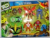ben10 monster dolls with mask and transmitter