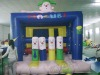 best welcomed inflatable obstacle course for kids or adult
