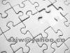 blank jigsaw puzzles