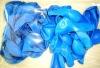 blue 12'' round balloon