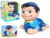 boy climb doll /baby with light and music TY09040058