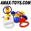 brt-1026605 Baby rattles toys infant rattle toys