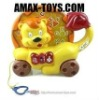bte-569876    lion plastic toy
