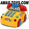 bte-765902 electric baby toys electric telephone learning machine electricpowered music telephone car